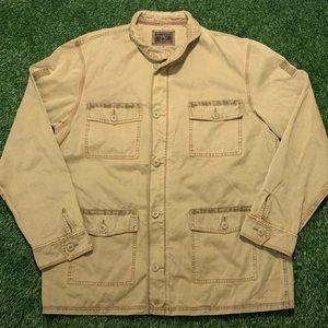 ⭐️Converse All-Star Khaki Military Jacket